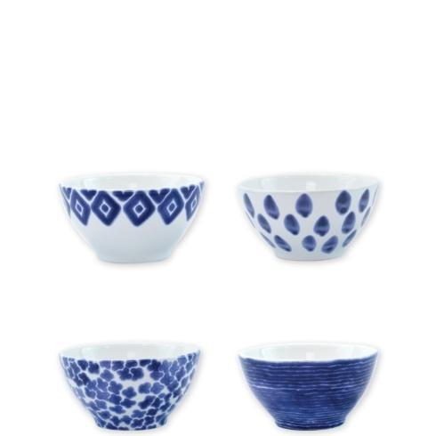 $72.00 Assorted Cereal Bowls - Set of 4