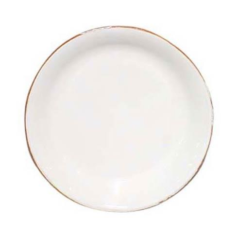 Vietri Bianco White Salad Plate $32.00