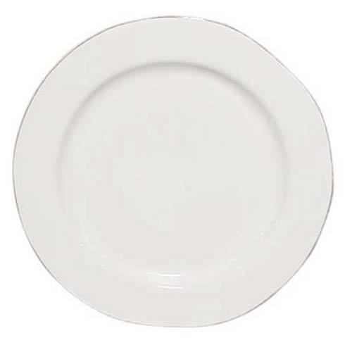 Vietri Bianco White Serv Plt/Charger $56.00