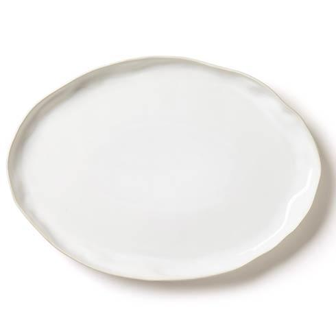 VIETRI Forma Cloud Large Oval Platter $156.00