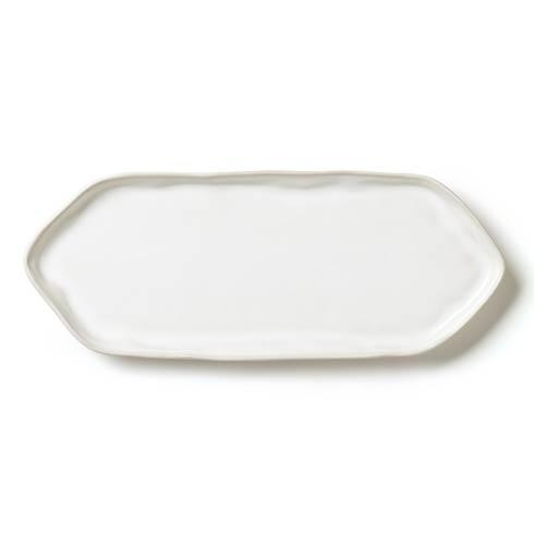 Vietri Forma Cloud Forma Cloud Rectangular Platter w/ Triangular Edges $52.00