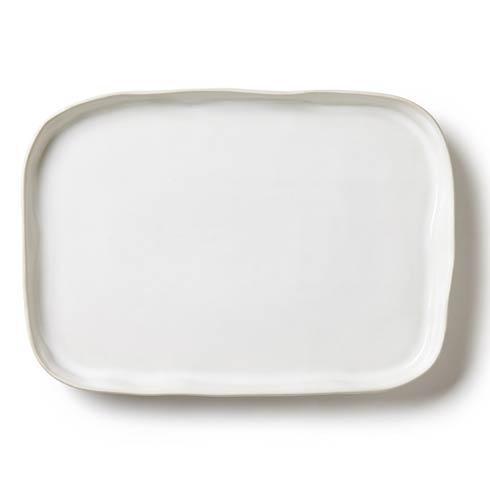 VIETRI Forma Cloud Rectangular Platter $134.00
