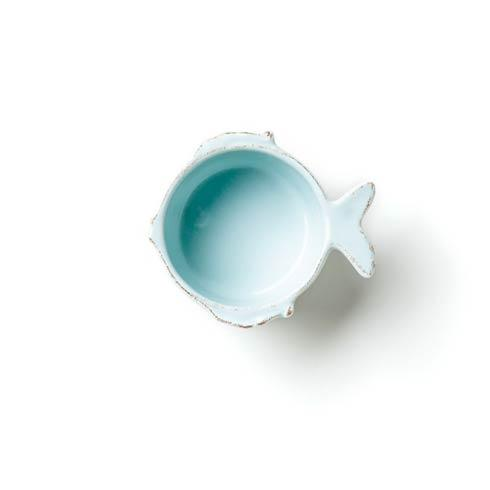 $24.00 Aqua Condiment Bowl