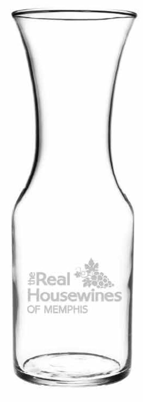 Real Housewives Personalized 1-L Carafe