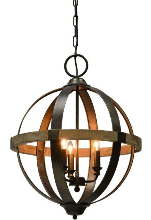 $358.00 Bryant 3-Light Chandelier