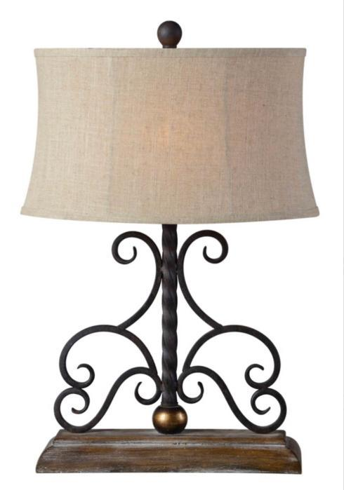 $164.00 Houston Table Lamp