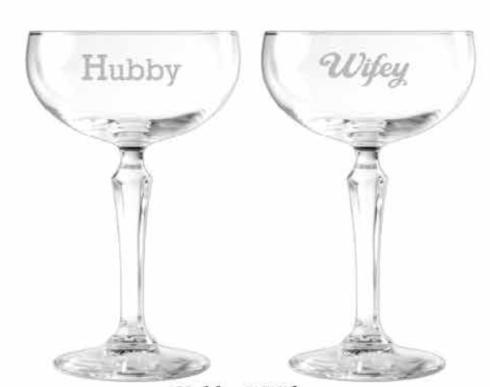Hubby Wifey Coupe, s/2 collection with 1 products