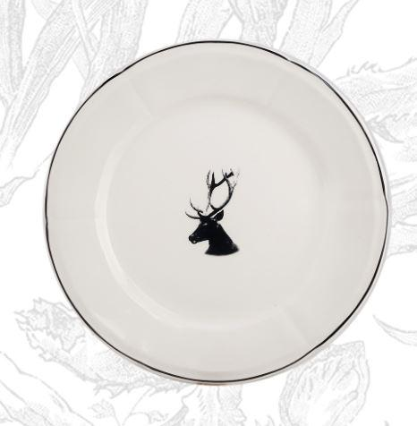 Gien - Chambord Dinner Plate collection with 1 products