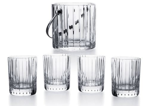 $990.00 Harmonie On the Rocks - Tumbler #2 S/4 + Ice Bucket