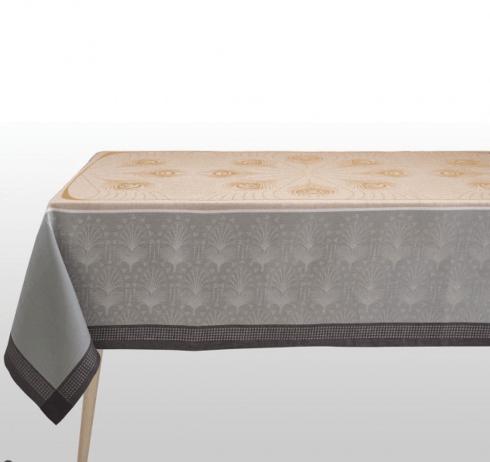 "$445.00 Le Jacquard Francais Tablecloth 69"" x 98"" Cabaret - Moon"