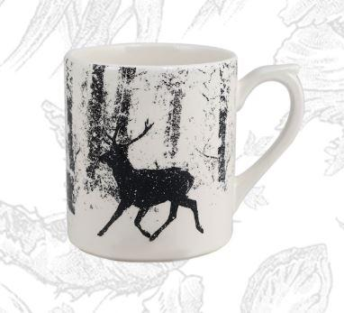 Gien - Chambord Mug - Stag  collection with 1 products