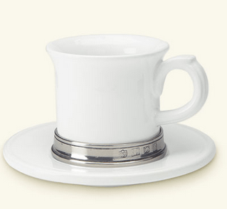 Convivio Espresso Cup with Saucer collection with 1 products