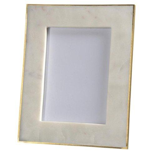 Picture Frame White Marble - 5x7 collection with 1 products