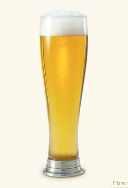 Pilsner Glass collection with 1 products