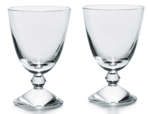 Vega Water Glass #2 S/2 (9.8oz) collection with 1 products
