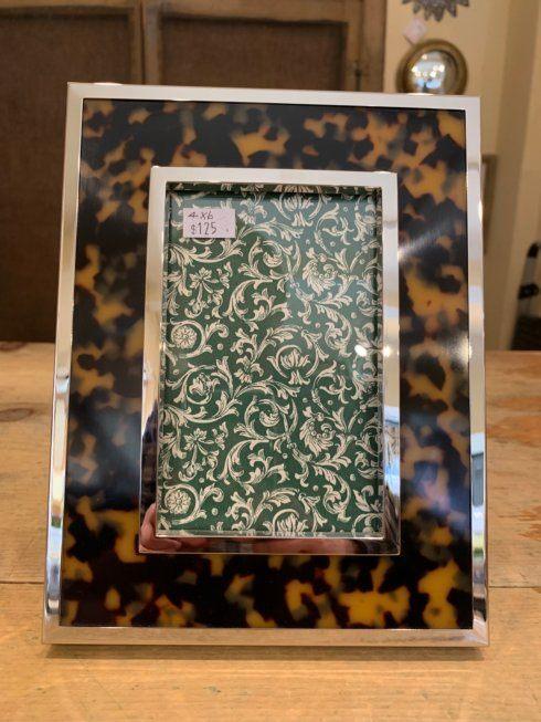 $125.00 4x6 Tortoise Photo Frame