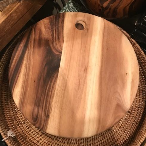Round Wooden Cheese Board collection with 1 products