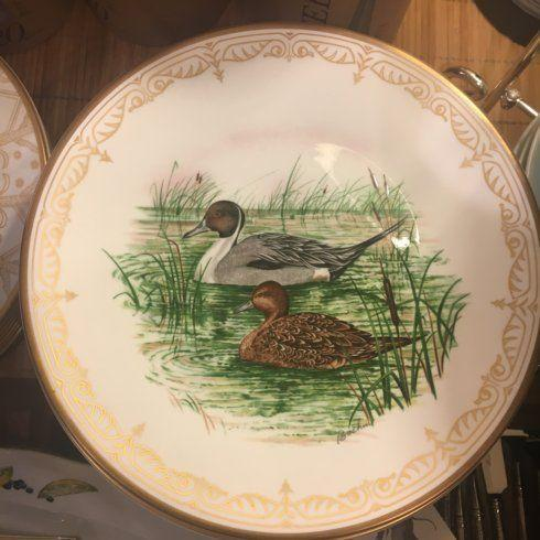 $500.00 Set of 8 Boheme Duck Plates