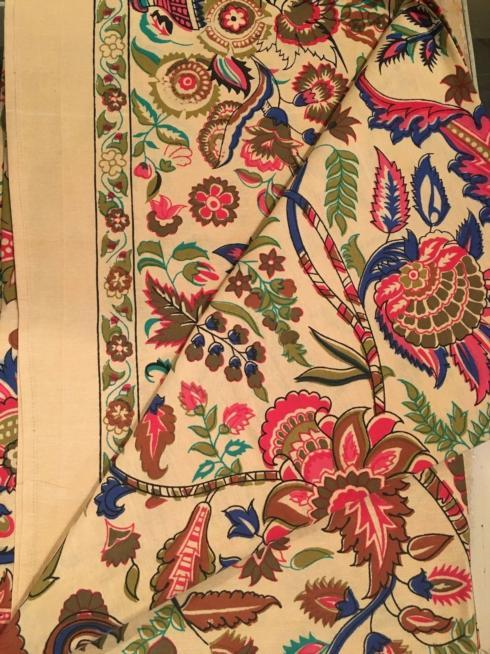 $47.50 Indian Throw/Tablecloth Tree of Life Yellow