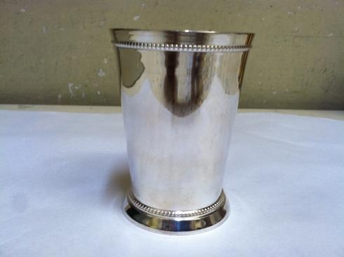 $20.00 Silverplate Julep Cup
