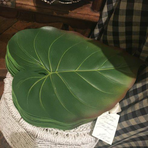 William-Wayne & Co. Exclusives   Philodendron Mats $16.50
