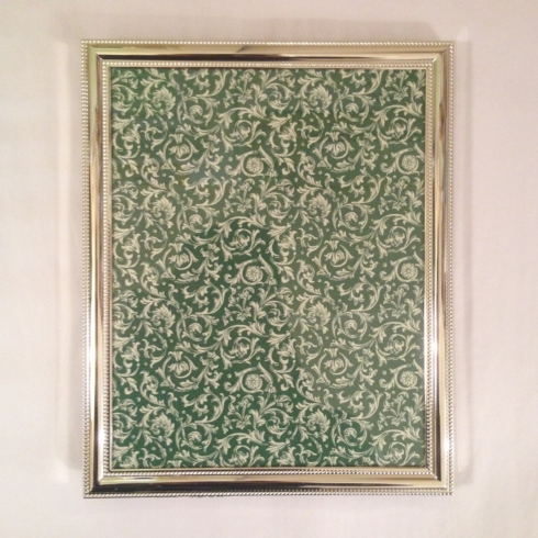 William-Wayne & Co. Exclusives   8 x 10 Beaded Frame $65.00