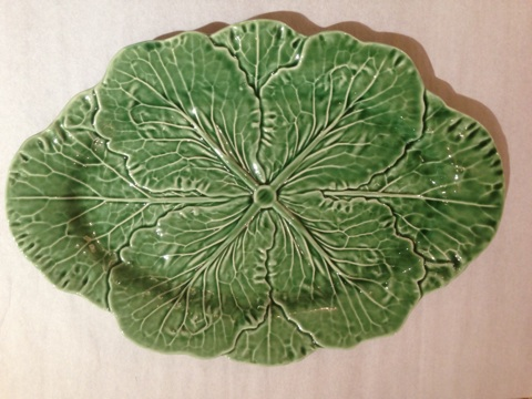 William-Wayne & Co. Exclusives   Small Leaf Platter $55.00