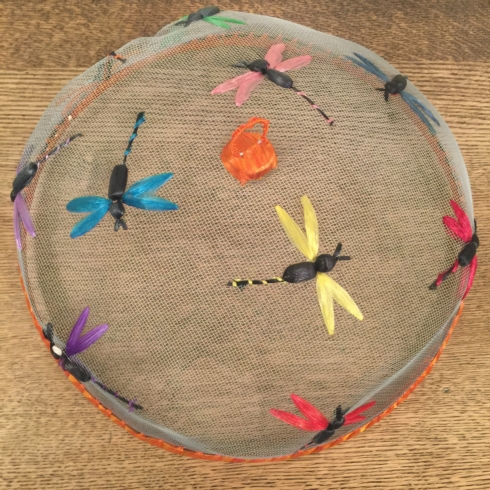 Dragonfly Food Dome collection with 1 products