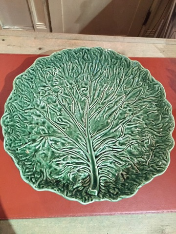 William-Wayne & Co. Exclusives   Large Cabbage Salad Bowl $175.00