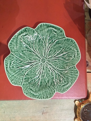 William-Wayne & Co. Exclusives   Cabbage Plate $32.50