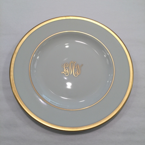 $45.00 Pickard Signature Bread and Butter Plate Ultra White