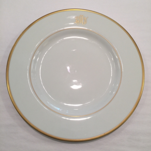 $75.00 Pickard Signature Dinner Plate Ultra White
