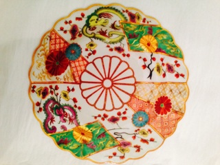 William-Wayne & Co. Exclusives   Imari Placemat $15.00