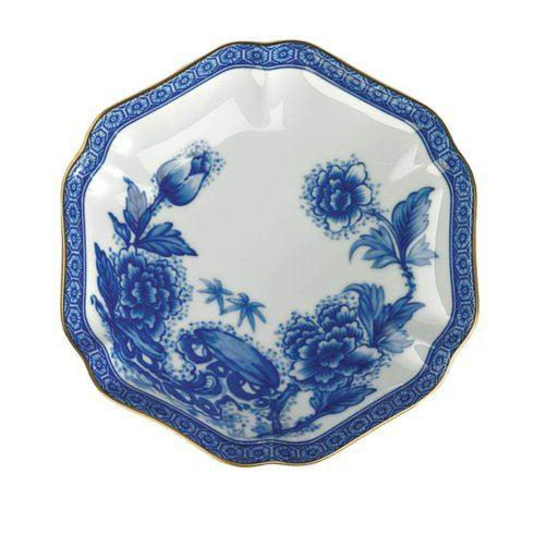 William-Wayne & Co. Exclusives   Mottahedeh ~ Imperial Blue Ring Tray $55.00