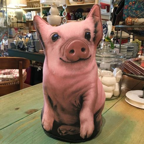 $47.50 Pig Door Stopper