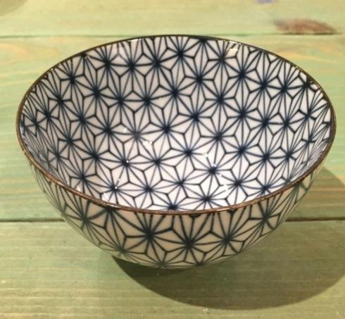 $15.00 Small Japanese Bowl Geom/Star