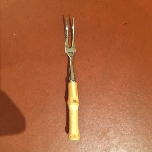 William-Wayne & Co. Exclusives   Small Bamboo Fork $12.50