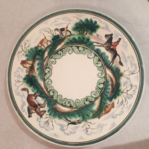 Century Hunt Dinner Plate collection with 1 products