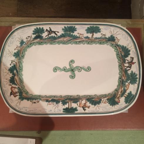 William-Wayne & Co. Exclusives   Century Hunt Platter $295.00