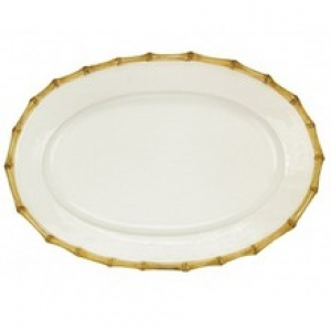William-Wayne & Co. Exclusives   Bamboo Large Serving Platter $225.00