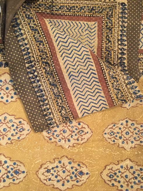 $47.50 Indian Throw/Tablecloth Kesington Mustard