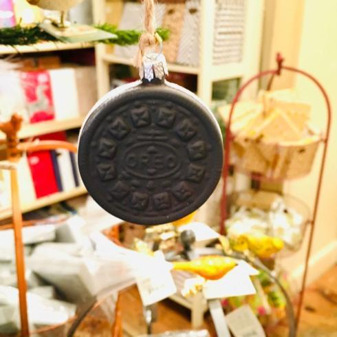 Oreo Cookie Ornament
