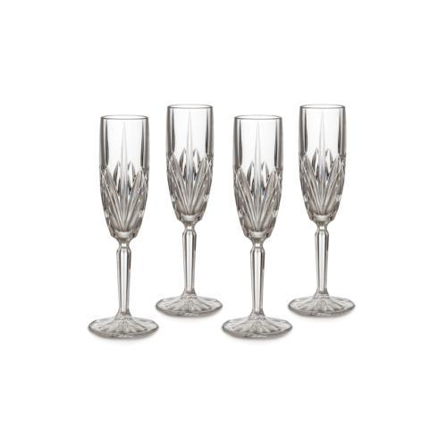Waterford  Brookside  Flute 6oz Set of 4 $50.00