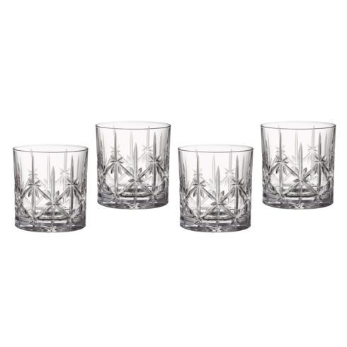 Double Old Fashioned 18 OZ set of 4