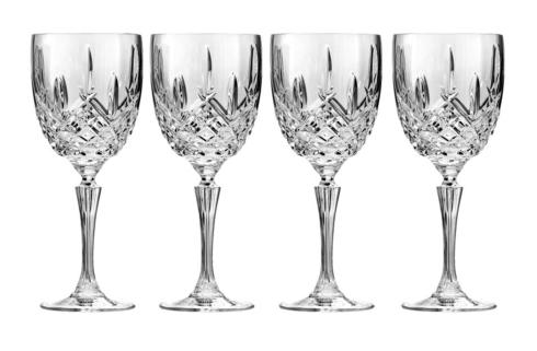 Waterford  Markham  Goblet, Set of 4 $50.00
