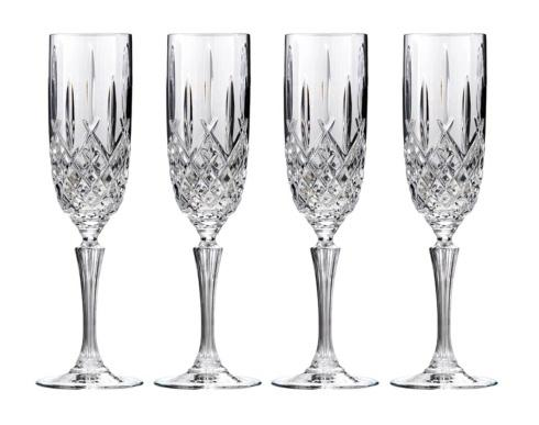 Waterford  Markham  Flute, Set of 4 $40.00