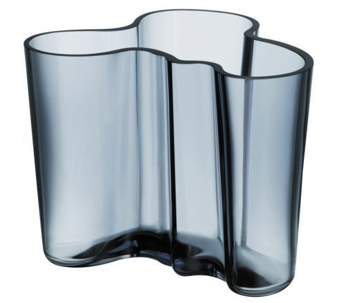 "$168.00 Vase 6.25"" Rain"