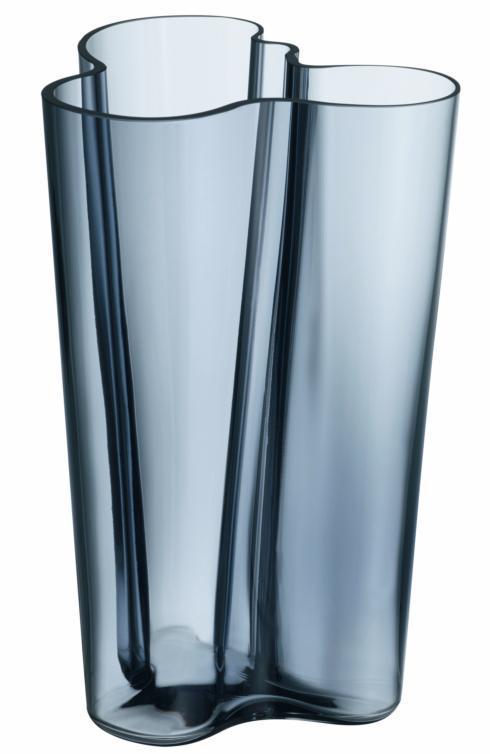 """$176.00 Finlandia Vase 10"""" Rain"""
