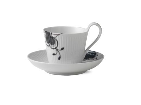 $96.00 HIGH HANDLE CUP & SAUCER # 2