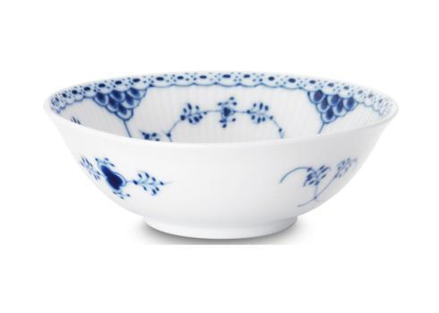 Royal Copenhagen  Blue Fluted Half Lace Cereal Bowl $175.00
